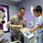 Rayakan Hari Anak Nasional, Siloam Hospitals Bagikan Buku