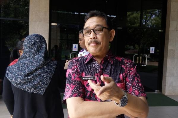 Hadi Suryadi, Kepala DBMTR Provinsi Banten. (one)