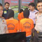 Beraksi di Perumahan Elit BSD, 2 Penjahat Spesialis Rumsong Dibekuk