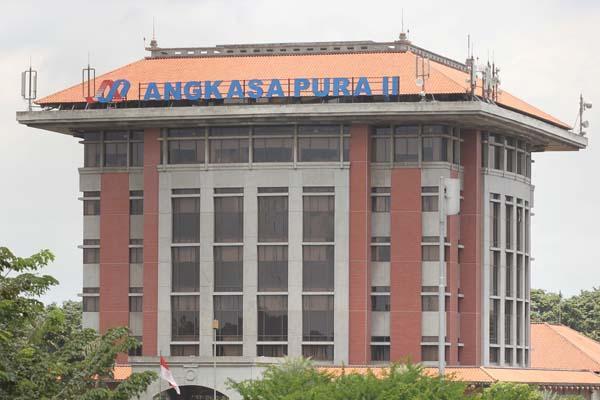 Gedung PT Angkasa Pura II. (net)
