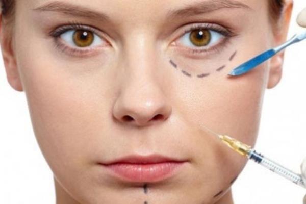 Ilustrasi mata hitam dan berkantung. (net)
