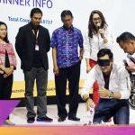 Dua Pengunjung GIIAS Raih Grand Prize Mobil