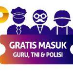 Guru, TNI & Polri Gratis Masuk Arena Pameran GIIAS 2016