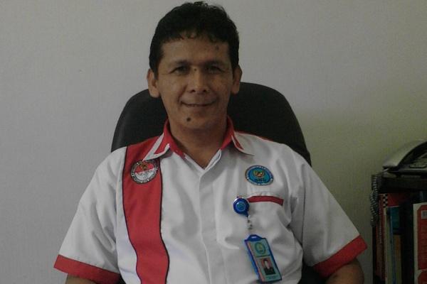 AKBP Heri Istu, Kepala BNN Kota Tangsel. (dok)