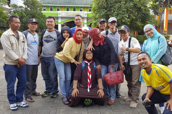 Para alumni SEMPEL foto bersama. (ist)