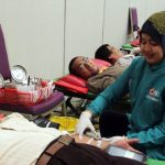 Aksi 'Blood Donation' & 'Student's Day' Wujud Peduli Sosial