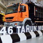 6 Merek Kendaraan Komersial Pamer Model Baru