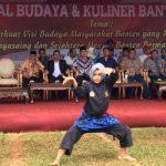 Festival Budaya & Kuliner Banten 2016 Meriah