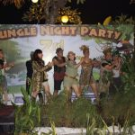 Soll Marina Rayakan HUT Ketiga Berkonsep Jungle Night Party