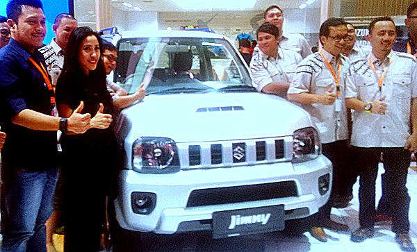 Jimny versi terbaru yang bakal memenuhi hasrat penggemar mobil Jip. (bd)