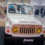 Suzuki Pamer Jimny Lawas Generasi Pertama