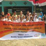 Lomba FLS2N Tingkat Banten, Tangsel Berangkatkan 15 Pelajar