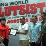 Living World Bareng TNI AD Pamerkan Persenjataan Alutsista