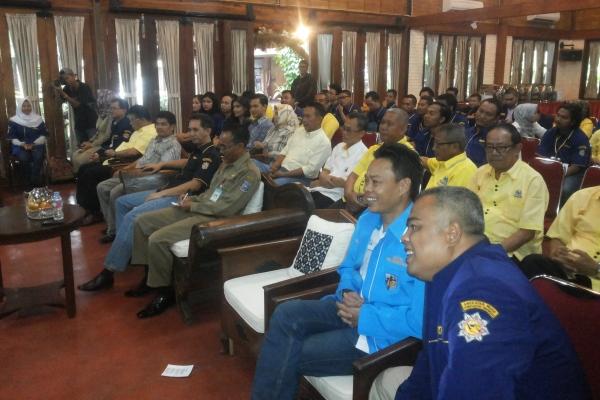 Suasana Musda I AMPI Kota Tangsel di Serpong. (ist)