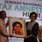 Soal Tax Amnesty, Sri Mulyani Dukung Langkah HIPMI