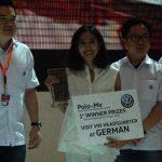 Juara PMC Bisa Kunjungi Pabrik VW Di Jerman