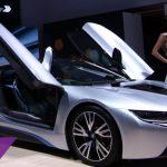 BMW i8, Mobil Juara Favorit Pilihan Pengunjung