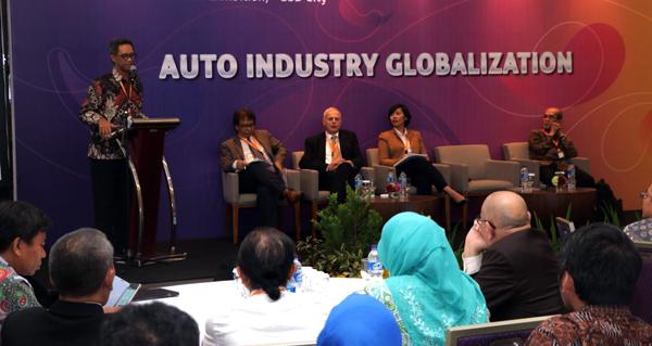 IIAC ke-11 hadirkan para pakar otomotif dunia. (ist)