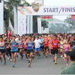 Serpong Green Warrior Run,  Pertama  Digelar di Tangerang