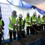 Fasilitas Sekelas Hotel, RS IMC Bintaro Bangun Gedung Baru