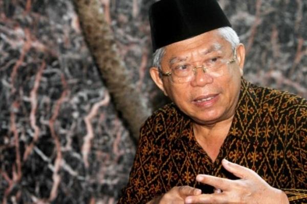 KH Maruf Amin. (dakta.com)