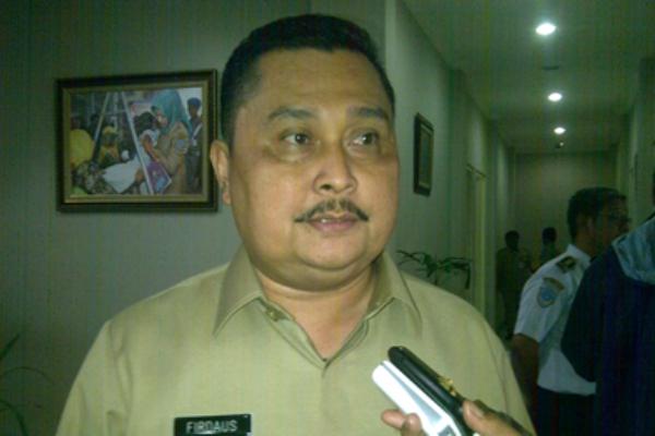 Kepala BKPP Kota Tangsel, Firdaus. (dok)