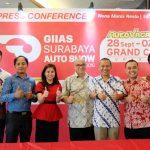 GIIAS Surabaya Auto Show 2016 Bakal Hadirkan Kendaraan Terbaru