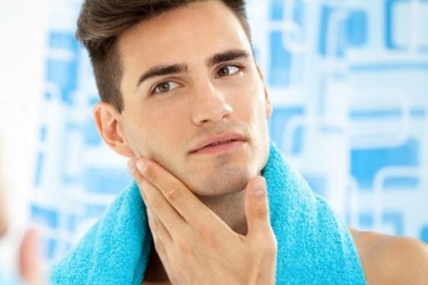 Tips perawatan kulit pria. (net)