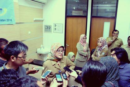 Direktur RSU Kota Tangsel, drg Maya Mardiana, MARS. (ist)