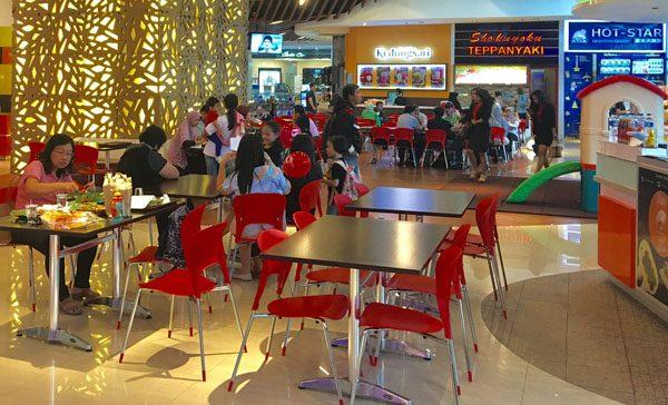 d'makan sutra Food Festival di Supermal Karawaci, Tangerang, (ist)