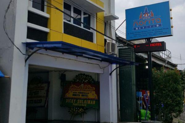 Hotel Norita di Kota Tangerang. (uad)