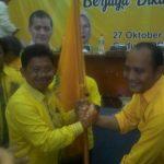 Ketua Terpilih Golkar Kota Tangerang Dilantik 7 Desember