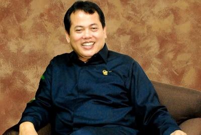 Ketua DPD Partai Gerindra Banten, Budi Heryadi. (dok)