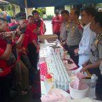 Polisi Sita Kosmetik Palsu dari Perumahan Talaga Bestari