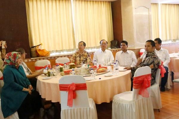 Walikota Tangerang, Arief R Wismansyah (kanan). (ist)
