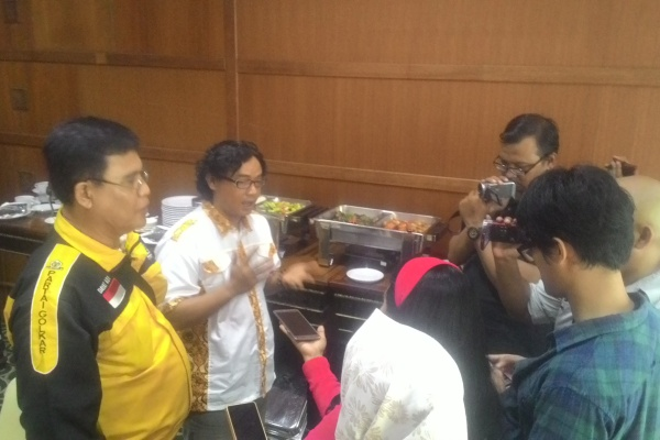 Musda Golkar Kota Tangerang. (uad)