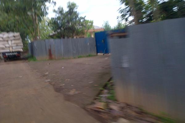 Lokasi peternakan sapi di Kecamatan Kresek. (day)