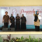 HERO Group Gelar Posyandu Fair di Pondok Jaya