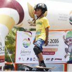 Yusi, Skater Termuda di TAFISA 2016