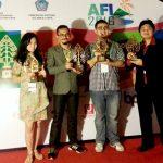 Lima Penghargaan AFI 2016 Disabet Tim UMN