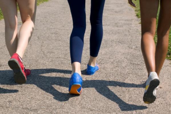 Jalan kaki setelah makan mampu cegah diabetes. (net)