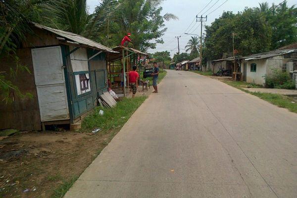 Lokasi warung remang-remang di Kecamatan Sukamulya. (uad)