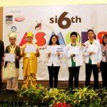 Indonesia Borong Medali di ASMOPS ke-6 2016