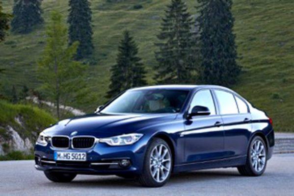 Salah satu varian produk dari model  BMW Seri 3 dan BMW Seri 5 terbaru. (ist)