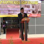 Bupati Tangerang Minta Camat Berantas Pungli