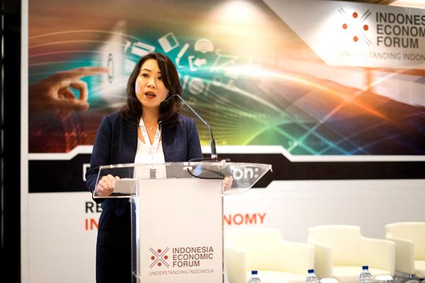 Presiden Direktur BMW Group Indonesia, Karen Lim. (ist)