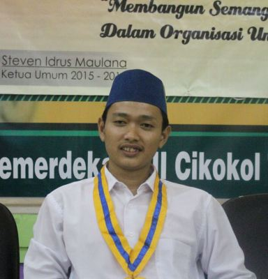 Idrus Steven Maulana.