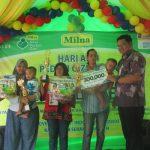 Indomaret & Milna Gelar Hari Aksi Peduli Gizi