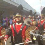 Melihat Aksi Tiyadhita, Marching Band Binaan Pemkot Tangerang