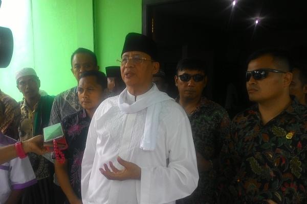 Calon Gubernur Banten, Wahidin Halim. (uad)